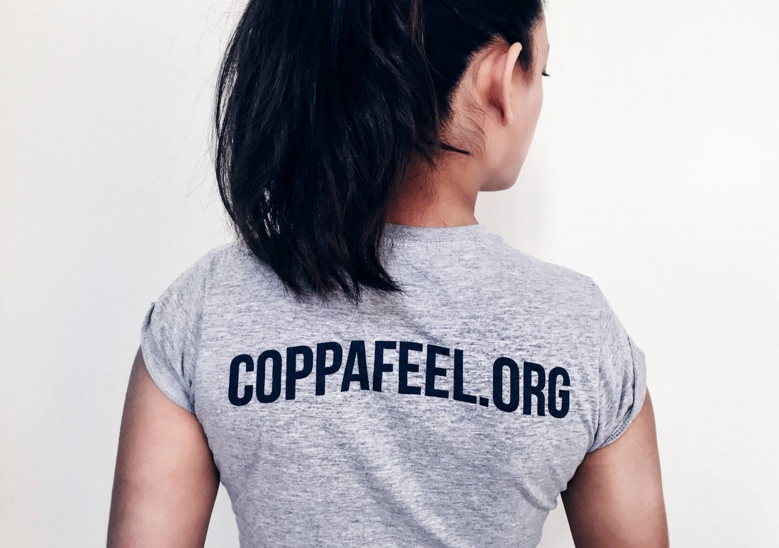 coppafeel fundraising marathon kaorianne