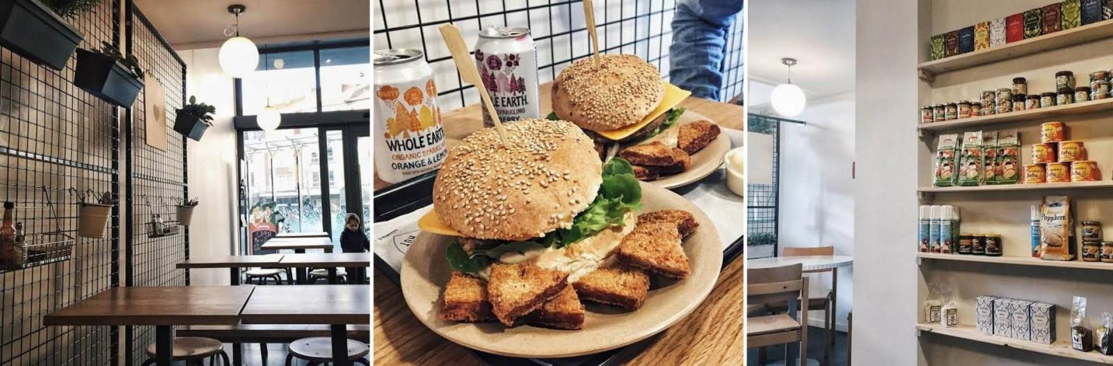 vegan restaurant burger leuven belgium