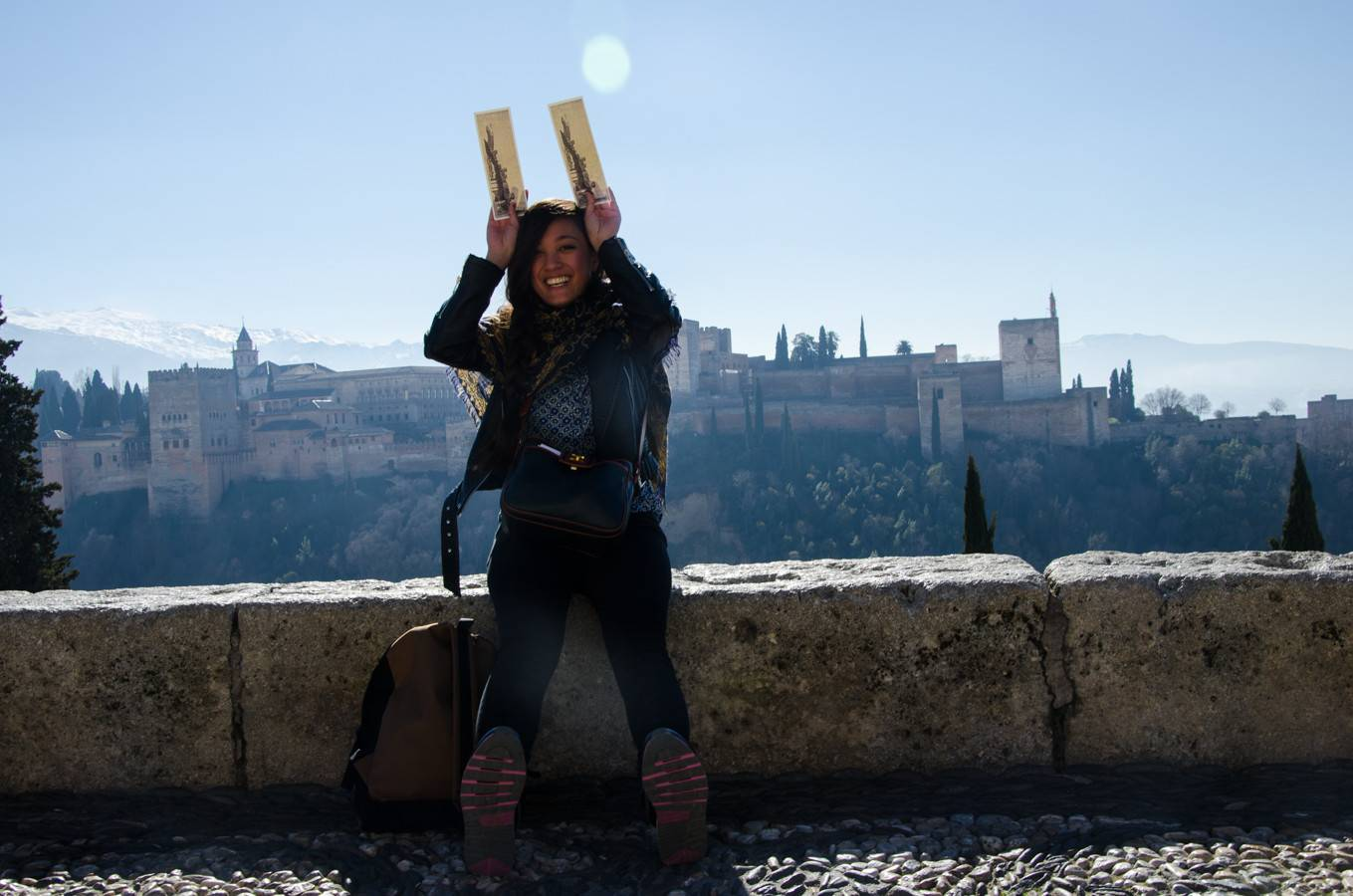 KaoriAnne kaori jolliffe Spain Granada alhambra