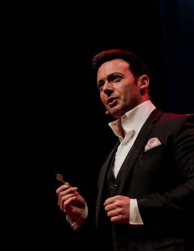 David Goldrake at TEDxLuxembourgCity 2019