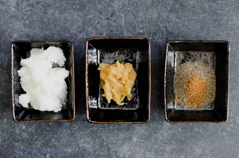 KaoriAnne vegan mapo tofu recipe coconut oil miso pepper